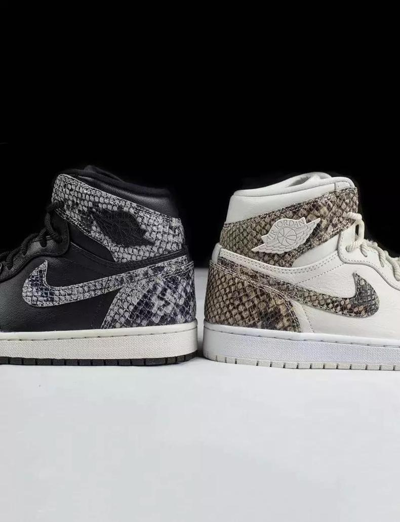 Air Jordan 1 Replica New Shoes - Air Jordan 1 Phantom Series